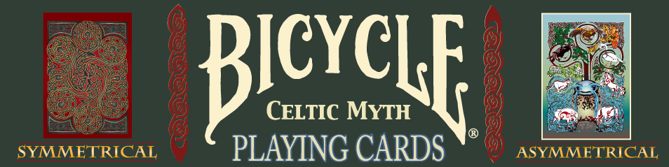 Bicycle Celtic Myth Playing Cards